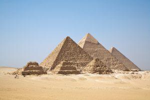 Vakantie Egypte!