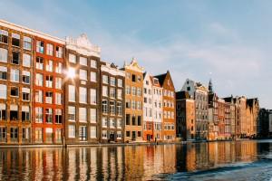 Vakantie Nederland - Amsterdam