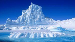 Vakantie Antarctica