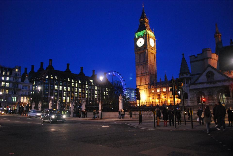 Vakantie Engeland