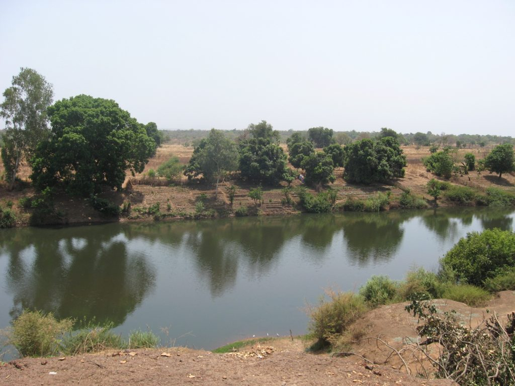 Gambia-Rivier